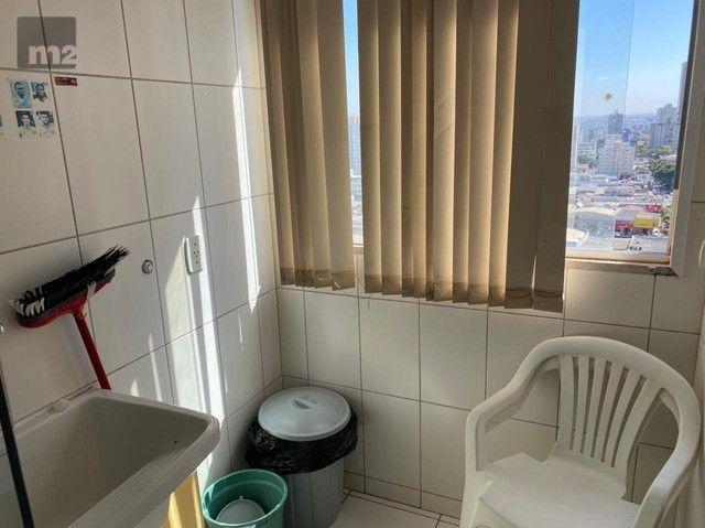 Apartamento à venda com 2 dormitórios em Setor oeste, Goiânia cod:M22AP1449 - Foto 13