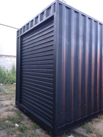 temos container de 6 metros 2 unidades de resto *