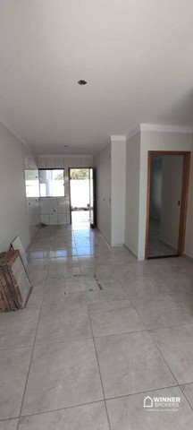 Casa com 2 dormitórios à venda, 62 m² por R$ 170.000,00 - Hamada - Marialva/PR - Foto 2