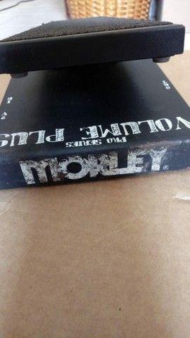 Pedal de expressão Morley original - Foto 3
