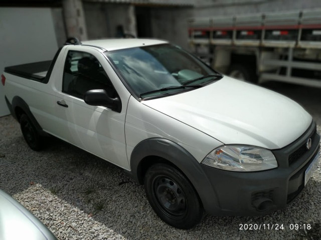 Fiat Strada HW CS