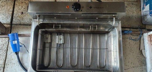 Fritadeira Elétrica - Venâncio  - Foto 4