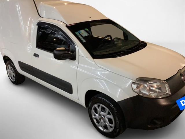 FIAT FIORINO FURGAO HARD WORKING 1.4 8V FLEX