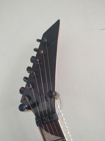 Guitarra Lutheria modelo Flying V (Somente Venda) ac.contraproposta - Foto 3