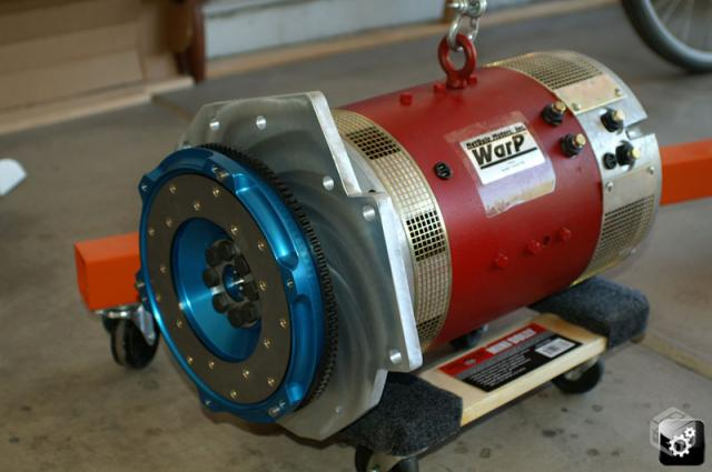 Access denied for Impulse 9 electric motor