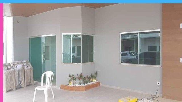 Com 3 Quartos Aguas Claras Casa com fino Acabamento - Foto 6