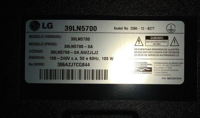Smart TV LG 39 polegadas - Foto 2