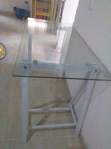 Mesa para escritório  ou computador.   - Foto 3