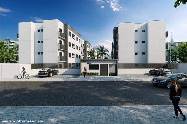 Apartamento para Venda em João Pessoa, Cristo Redentor, 2 dormitórios, 1 suíte, 2 banheiro