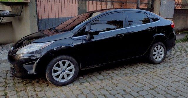 New Fiesta SE 1.6 Sedan 16v Flex