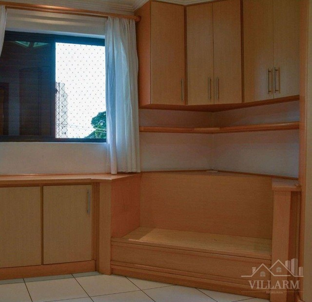 Apartamento com 4 dormitórios para alugar, 196 m² por R$ 5.700,00/mês - Vila Santo Estéfan - Foto 20