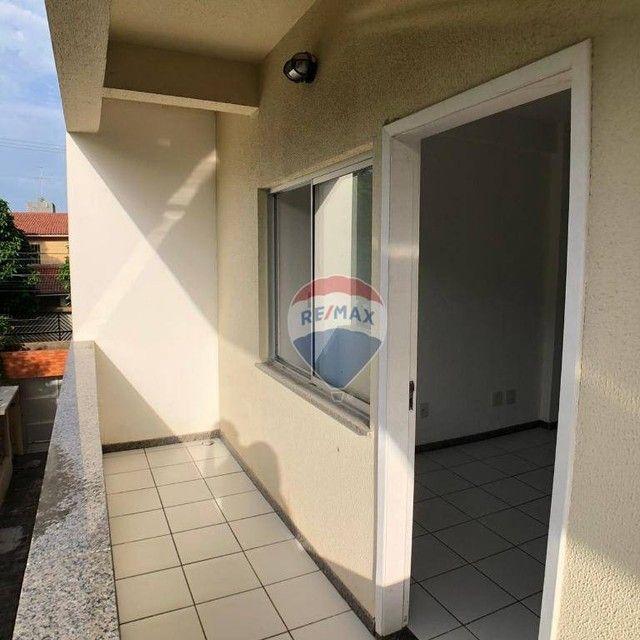 Apartamento com 2 dormitórios para alugar, 51 m² por R$ 820,00/mês - Edson Queiroz - Forta - Foto 6