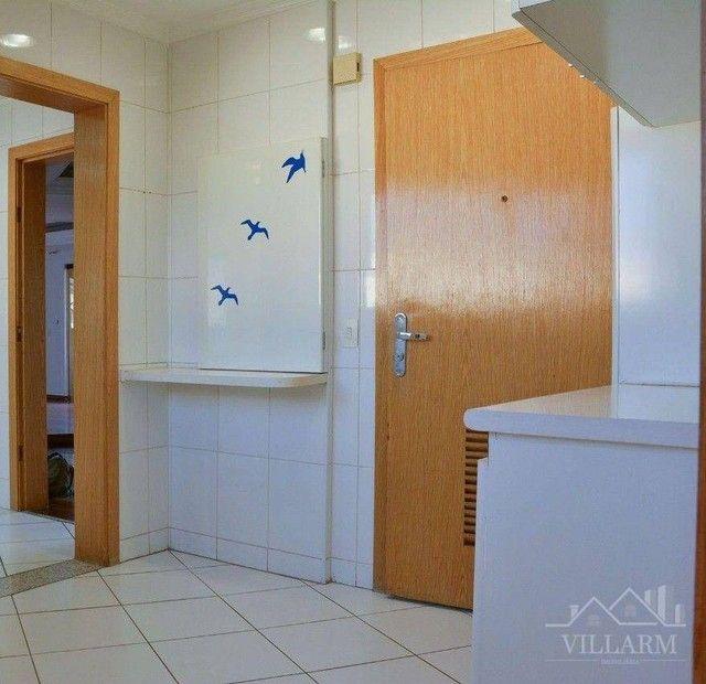 Apartamento com 4 dormitórios para alugar, 196 m² por R$ 5.700,00/mês - Vila Santo Estéfan - Foto 14