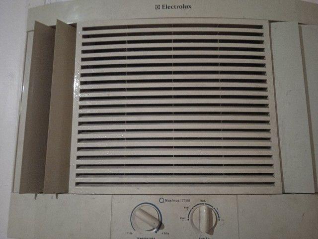 Limpeza de ar condicionado de janela