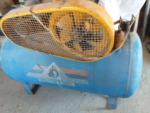 Compressor profissional