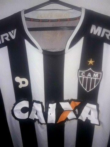 """Camisa do Atlético-MG    """"M - Foto 2"""