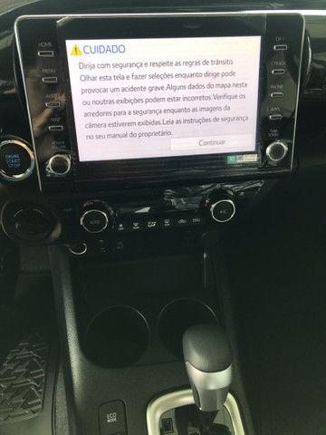 Hilux 2.8  Diesel SRV 2021 Okm   * - Foto 8