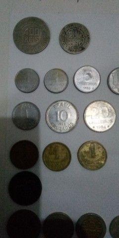 Vende-se moedas antigas para colecionadores e simpatizantes - Foto 3