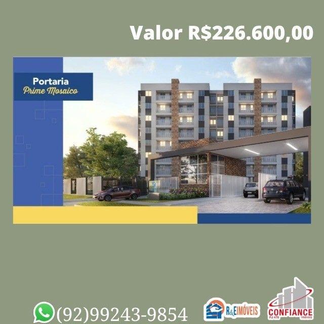 Prime Mosaico Planalto 51m² 2Qtos sendo 1 suite  com Elevador R$ 232,000,00 - Foto 10