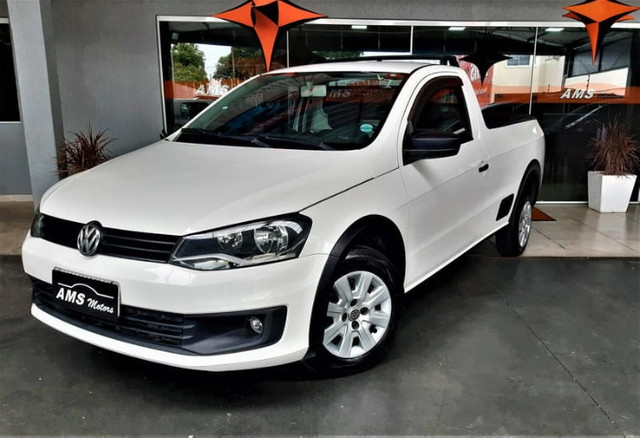 Volkswagen saveiro 1.6 CS Tl Flex 2015