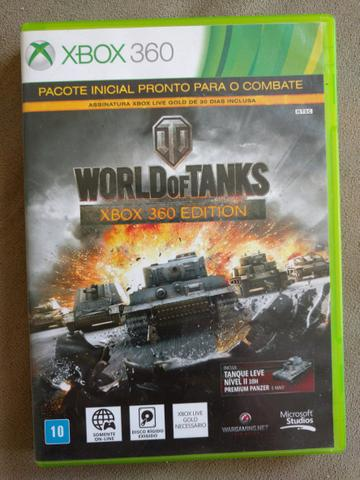 Word of tanks Xbox 360