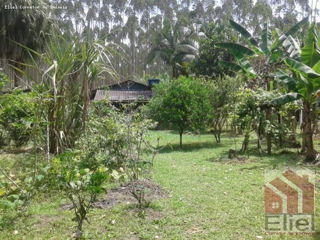 Chácara Montada para Desfrutar, Aceita Casa em Joinville