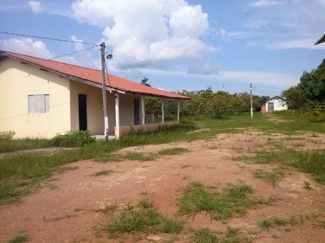 Fazenda de 551 hectares (227 alq-SP) em Planalto da Serra-MT- Vendo ou Troco