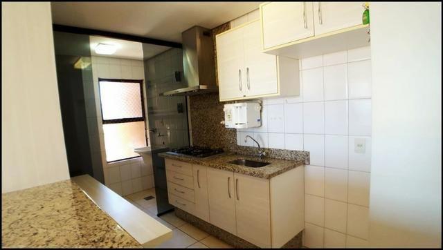 Tereza Ayres - Apartamento 3 Suítes, 87 m² c/ armários na 204 Sul - Foto 4
