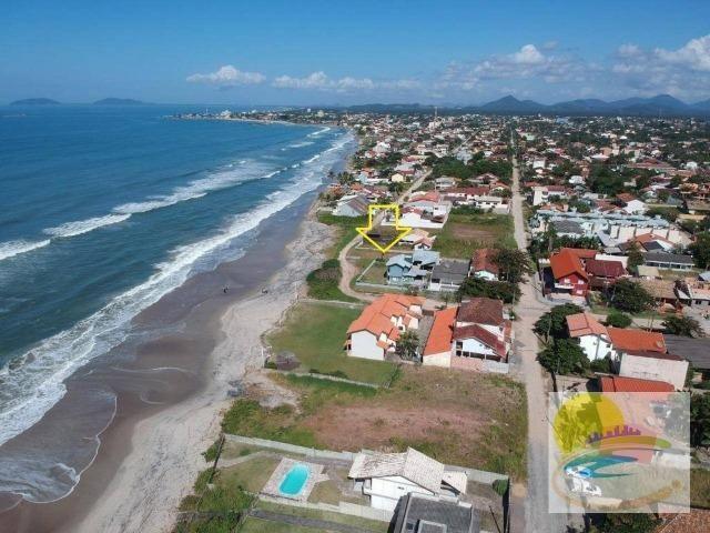 Terreno em Itapoá sc frente para o mar balneário cambiju! - Foto 6