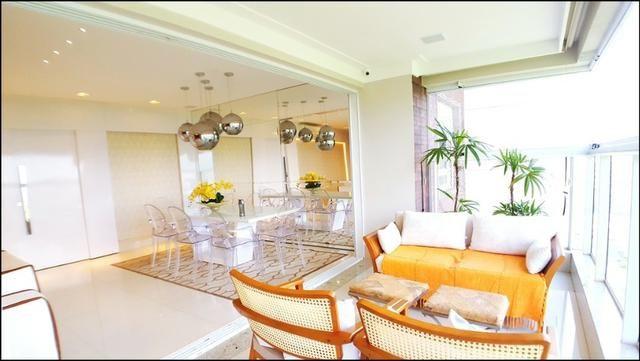 Apartamento 3 Suítes + Escritório, 151 m², na 404 Sul - Reserva Du Parc - Personalizado - Foto 9