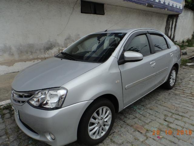 Toyota Etios- Top- Opotunidade