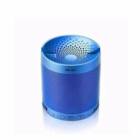 Promoção Mini Caixa De Som Hf-u6 Suporte P/celular Bluetooth