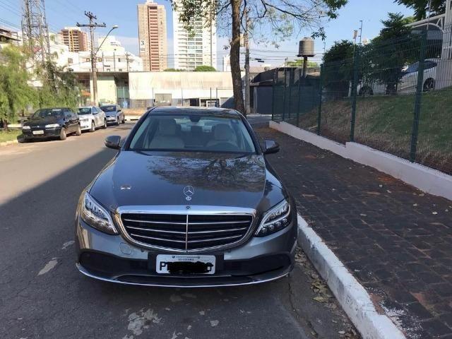 Mercedes C 180 2019 (igual zera) - Ágio ou quitada