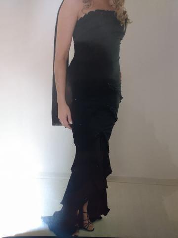 Vestido de gala