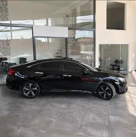 Honda Civic 2.0 Sport Flex 4p em Minas Gerais