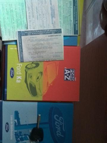 Ford Ka, 2012, completo, alarme, doc ok, aceito moto c/ parte, cartão - Foto 6