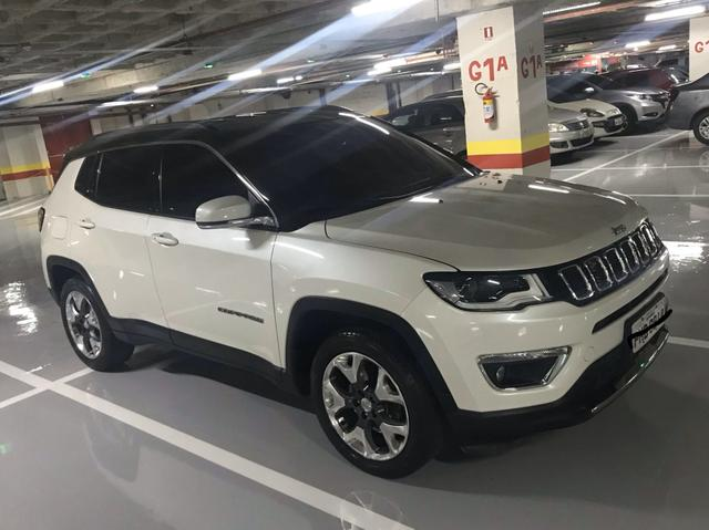 Jeep Compass Limited 2017/2017 - Foto 6