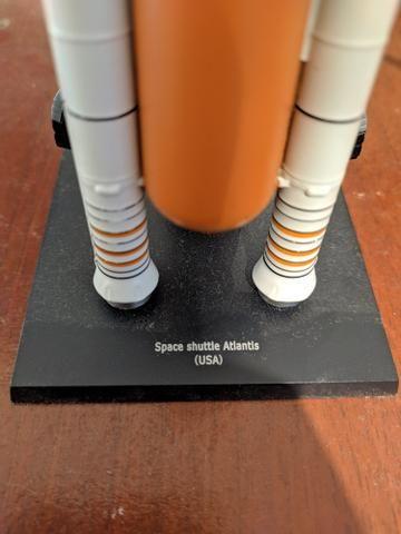 Miniatura Ônibus Espacial Atlantis - Foto 3