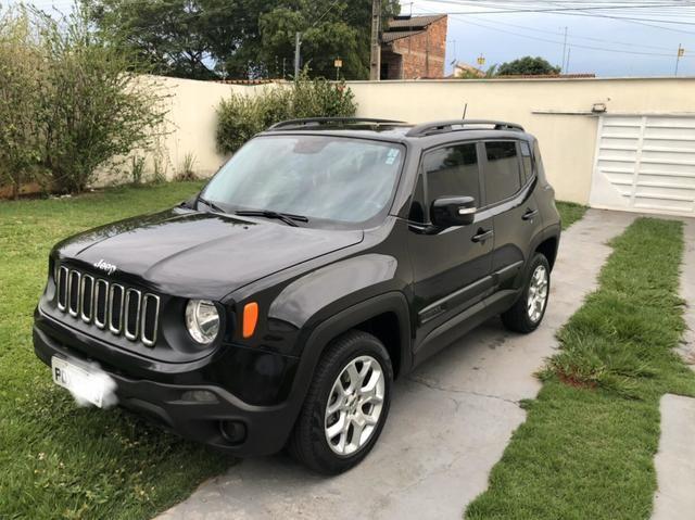 Jeep Renegade Longitude Diesel Com Teto Panorâmico (Unico a venda em Gyn) TOP!!! - Foto 5