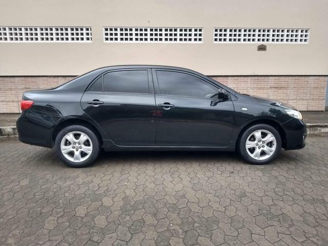 Corolla 2009 automático - troco menor valor