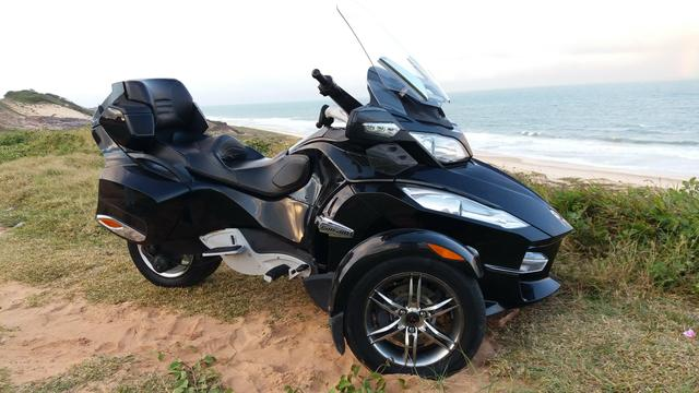 Can Am Spyder RT Limited - Foto 3