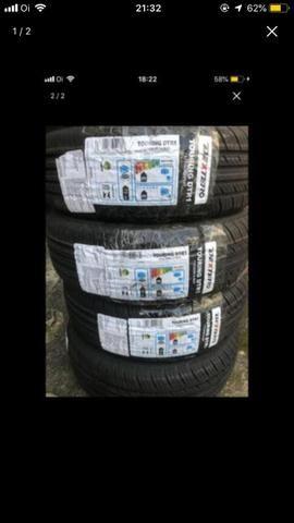 Jogo de pneus com 4 unidades 175/65/14 em 5x de 187,00 nos cartões - Foto 2