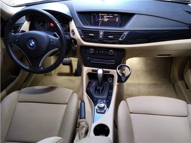 Bmw X1 3.0 28i 4x4 24v gasolina 4p automático - Foto 6