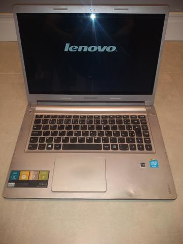 Notebook Ideapad Lenovo S400 Celeron 4GB memória HD 500GB - Foto 2