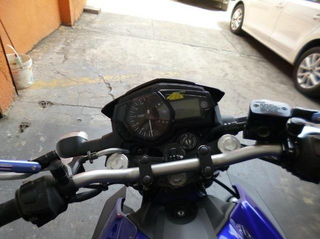 Moto mt 03 321 abs 2018/2019 azul - Foto 3