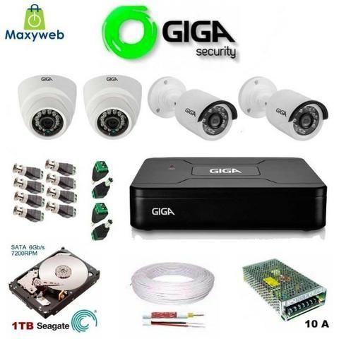 Câmeras de segurança, Venda e instalação - Foto 4
