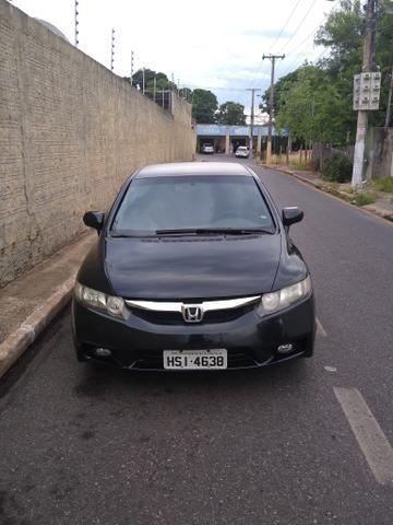 Civic G8 muito top , carro 1.8 pintuta nova todo em dias - Foto 6
