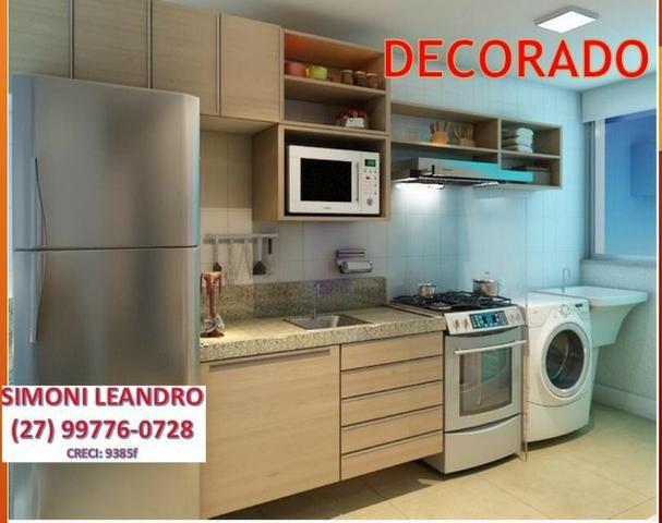 SCL - 03 - Apartamento 2qrts, itbi e registro grátis em Jacaraipe - Foto 3