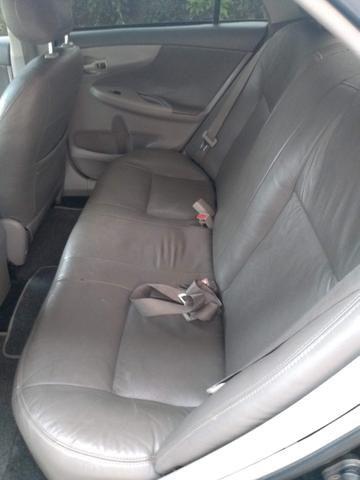 Corolla 2009 automático - troco menor valor - Foto 9