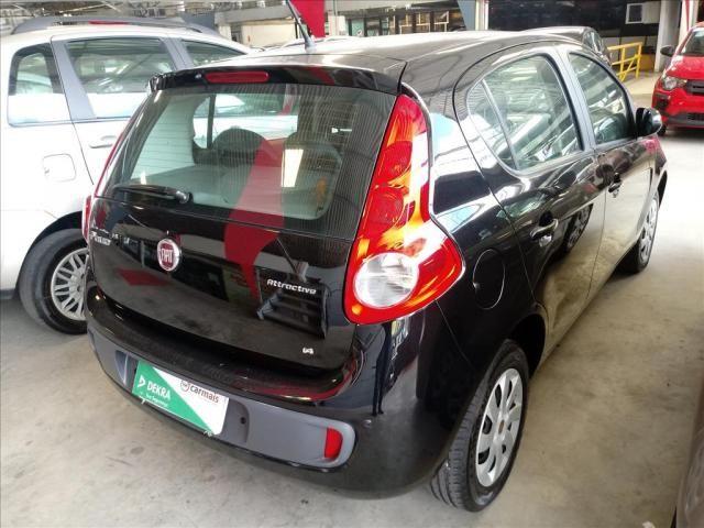 Fiat palio 1.4 mpi attractive 8v flex 4p manual - Foto 3